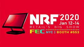 [FEC Event] FEC USA @NRF RetailNOW 2020 (FEC Booth #225)