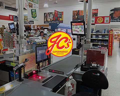 JC's Supermarket in Ireland