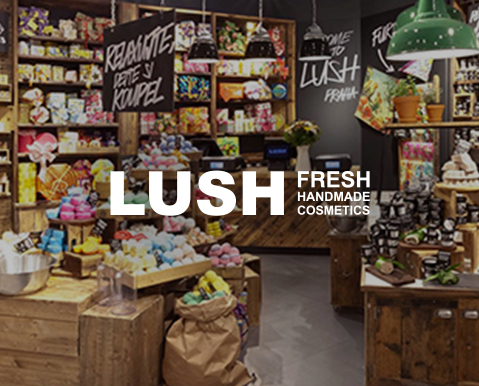 LUSH in Czech Republic