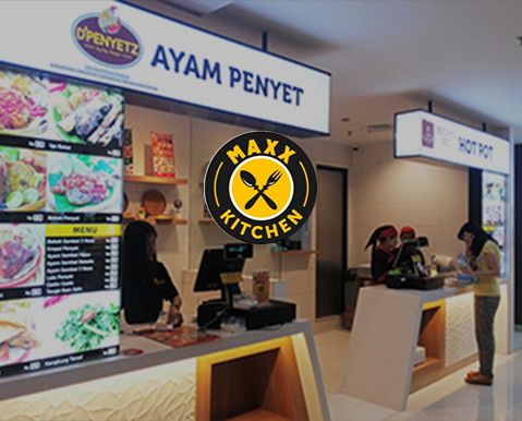 MAXX KITCHEN in Indonesia