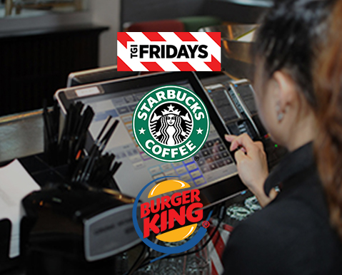 TGI Fridays, Starbucks Coffee & Burger King in Norway